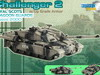 Dragon Challenger 2 w/Up Grade Armor Kosovo 2000